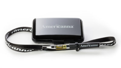 Traveling with medical cannabis - Americanna starter kit