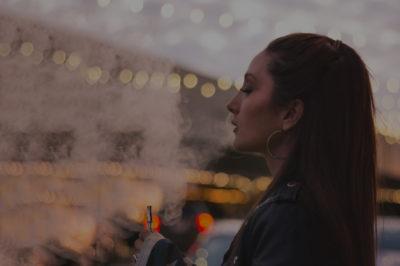 smoking Americanna