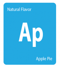 apple pie - natural flavor - getamericanna