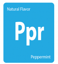peppermint - natural flavor - getamericanna
