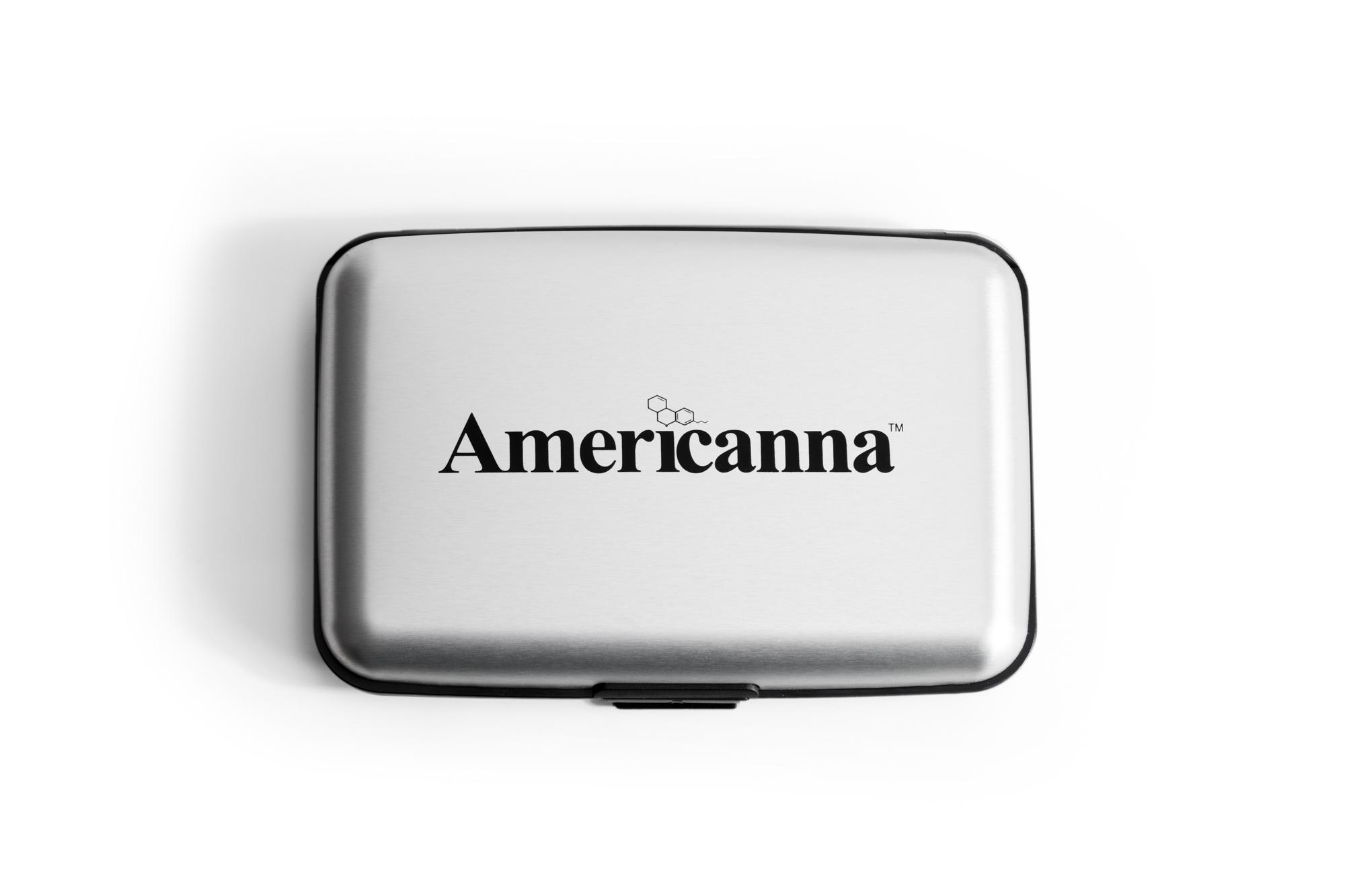 Americanna starter kit - travel cannabis