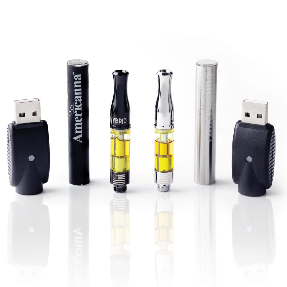 Cannabis oil vape - best cartridges - getAmericanna