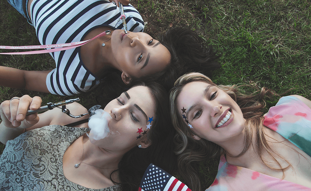 Americanna blog - Find out how cannabis works in the brain and what vape pens can do for you