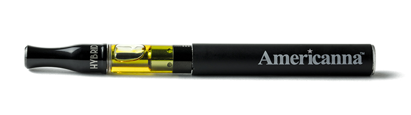 Americanna - how do cannabis vape pens work