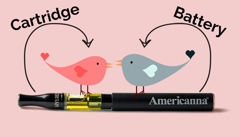 Americanna - vape sacramento - best vape pen brand