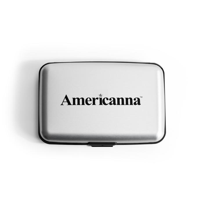 Americana travel case